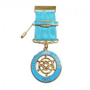masonic craft centenary jewel