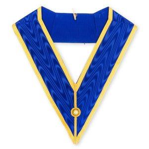 masonic craft provincial full dress collar royal blue collar