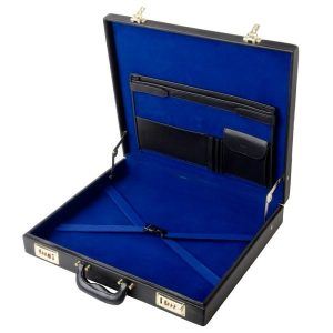 masonic deluxe craft provincial layflat bag